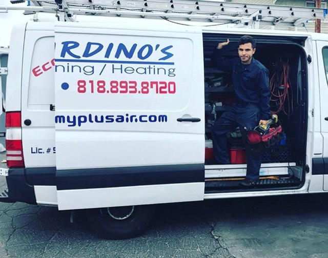 Bernardino's Air Conditioning Repair Simi Valley